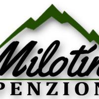 Milotín, hotel v Zuberci