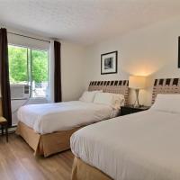 Motel de la montagne Orford, hotel em Orford