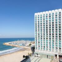 Crowne Plaza Tel Aviv Beach, an IHG hotel, hotel in Tel Aviv