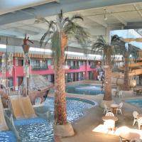 Ramada by Wyndham Sioux Falls Airport - Waterpark Resort & Event Center, hotel in Sioux Falls