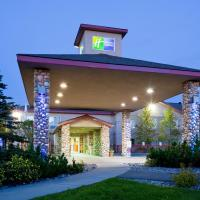 Holiday Inn Express Anchorage, hotel near Ted Stevens Anchorage International Airport - ANC, Anchorage