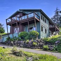 Deluxe Coastal Haven with Beautiful Bay Views!, hotel in Bay City