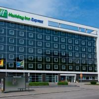 Holiday Inn Express Antwerpen City North, an IHG Hotel, hotel u Antwerpenu