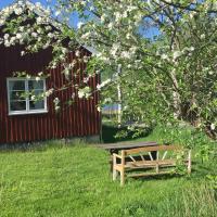 Tättas stuga på Malingsbo Herrgård