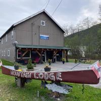 Stewart Mountain Lodge, hotel em Stewart