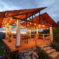 Hospedaje Rancho La Joya, hotel en Villa del Carbón