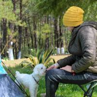 Camping Rancho La Joya, hotel en Villa del Carbón