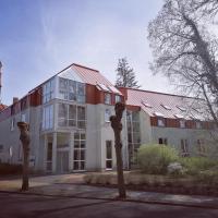 Akzent Parkhotel Trebbin, отель в городе Trebbin