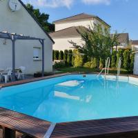 4 chambres au calme dans maison à Montfaucon