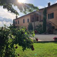 Casolare Marconi, hotell i Panicale