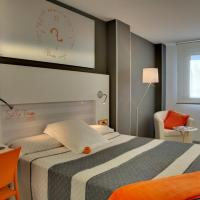 Hotel Bed4U Pamplona, hotel perto de Aeroporto de Pamplona - PNA, Cordovilla