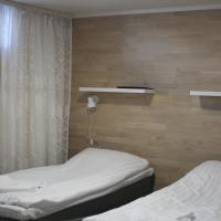 Jääskän Loma, Kojolapark Luiska-hostelli, hotelli kohteessa Voltti