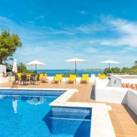 Hostal Cala Moli, hotel in Cala Tarida