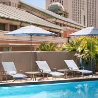 DoubleTree by Hilton New Orleans, отель в Новом Орлеане