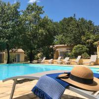 Le Clos des Cigales, hotel in Roussillon