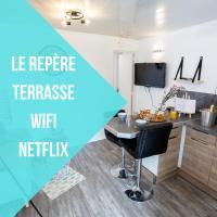 Le Repère - Accès libre - Terrasse - Netflix