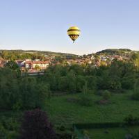 ferienwohnung-Illtalblick, מלון בEppelborn