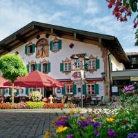 Hotel Alte Post, hotel in Oberammergau