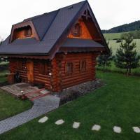 Ubytovanie Koliba Pacho - Zrub Jolanka, hotel in Prievidza