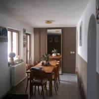 Pension Bonina, отель в городе Bouzov