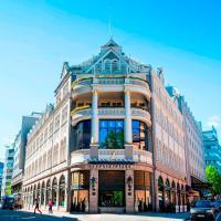 Hotel Continental, hotel in Oslo