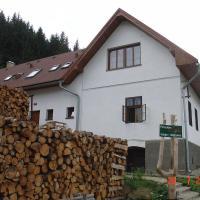 Penzión u Čupku, hotel in Mlynky