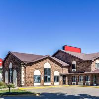 Econo Lodge North Sioux Falls, hotel in Sioux Falls