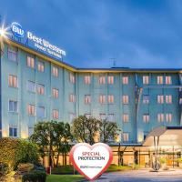 Best Western Hotel Turismo, hotell i San Martino Buon Albergo