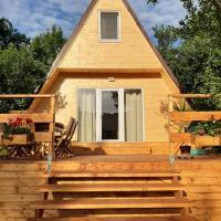 Cabana din livada
