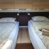 Camping-car de luxe dans le bois de Champia - Huy