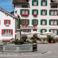 Gasthaus Edelweiss, hotel in Vals
