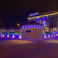 Swiss Blue Hotel, hotel em Najran