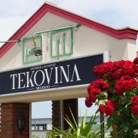 Guesthouse & restaurant Tekovina, hotel in Smederevo