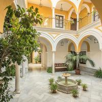 Mágico apartamento en casa palacio del siglo XVII