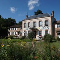 Hôtel Restaurant La Sauldraie, hôtel à Salbris