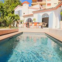 Charming renovated provençal Villa in Central Antibes