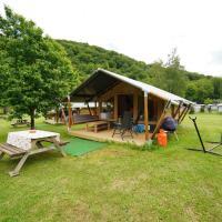 Safaritent op Camping Berkel, hotel in Bockholtz
