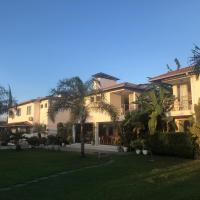Valparaiso Hotel, отель в городе Крус-даз-Алмас
