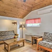 Homey Laconia Cottage with Private Porch and Grill, hotel in Laconia