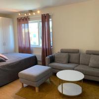 Jönköping Homestay - Studio & Kitchen