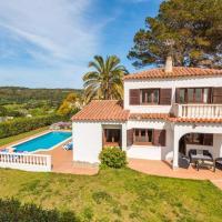 San Jaime Mediterraneo Villa Sleeps 8 with Pool