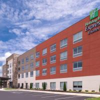Holiday Inn Express & Suites Farmville, hotel in Farmville