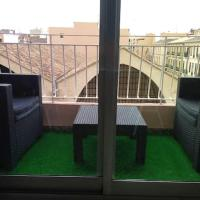 Apartment with 3 bedrooms in Valencia with WiFi