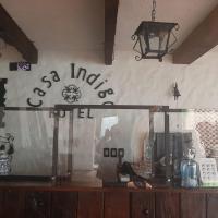 Hotel Casa Índigo, hotel en San Cristóbal de Las Casas