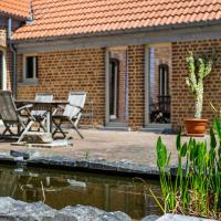 Graceful Holiday Home in Geetbets with Patio, hotel in Geetbets