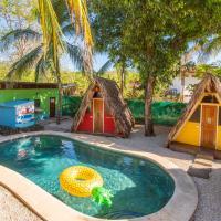 Playa Grande Surf Camp, hotel in Playa Grande