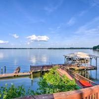 Waterfront Weiss Lake Getaway with Dock and Patio!