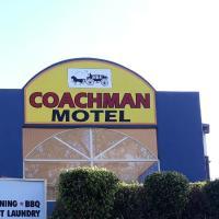 Coachman Motel, hotel em Toowoomba