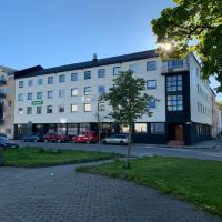 Fast Hotel Svolvær, hotell i Svolvær