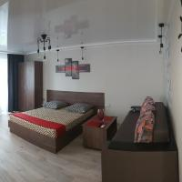 LOFT studio Apartment on Teslenkа street